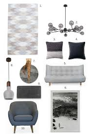 products 1 pillow talk tapestry wool floor rug 2 beacon lighting orion 15 lighting pendant black smoke 3 adairs ava chevron navy cushion 4