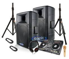 numark mixtrack pro w panasonic headphones party dj package numark mixtrack pro w panasonic headphones party dj package cables and stands