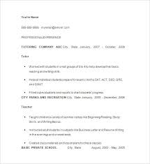 resumes on word 2007 microsoftcom resume templates tutors resumes microsoft word 2007