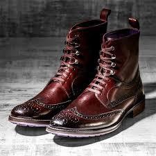 the bearcat brogue boot