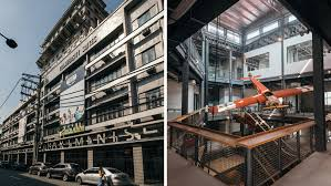 Cool real architecture buildings Ultra Modern Would You Believe That There Are Cool Apartments Inside This Old Building In Manila The Fifth Estate Would You Believe That There Are Cool Apartments Inside This Old