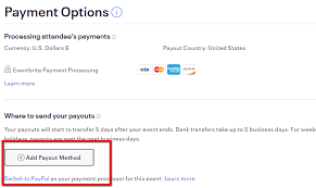 How to add a credit card on eventbrite. How To Sell Tickets On Facebook To Your Next Event