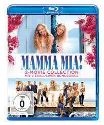 Mamma Mia 1 & 2 Blu-ray jetzt im Weltbild.de Shop bestellen