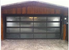 garage doors glass garage door glass
