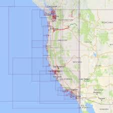 California Nautical Charts Noaa Charts Nautical Charts Noaa Charts Map Shop