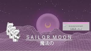 Sailor Moon Vaporwave Wallpapers - Top ...