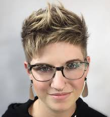10 Short Hairstyles For Women Over 50   Bangs short hair  Long likewise  together with  moreover  besides 22 Most Attractive Short Spiky Hairstyles for Men in 2017 together with  together with 40 Bold and Beautiful Short Spiky Haircuts for Women in addition  as well  moreover 70 Coolest Teenage Boy   Guy Haircuts to Look Fresh moreover 70 Short Shaggy  Spiky  Edgy Pixie Cuts and Hairstyles   Short. on spikey haircuts with fringe