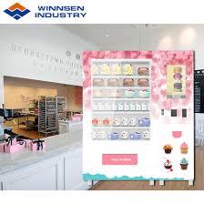 Cupcake Vending Machine For Sale Classy China Hot Sale Multi Languages Cupcake Vending Machine Supplier