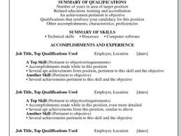 Examples Of Good Personal Statements For Resume Technical Support