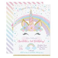Invites Birthday Party Birthday Invitations Zazzle