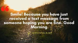 Good Morning Short Quotes Best of Short OneLiner Good Morning Quotes Status For Whatsapp