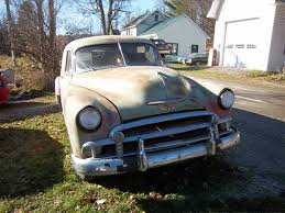 Call For Delivery: 1951 Chevrolet Sedan Delivery