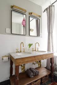 brass vintage bathroom sink faucets design ideas