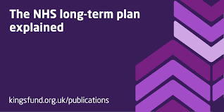 Birth Plan Ideas And Strategies The Nhs Long Term Plan Explained The Kings Fund