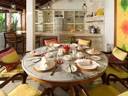 Indonesian Table Setting Villa Mako An Elite Haven Pictures Reviews Availability