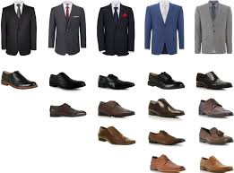 What Colour Shoes To Wear With Your Suit The Ultimate