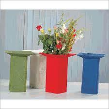 Paper Flower Pots Paper Flower Pots Salims Paper 1 282 Gramodyog Road