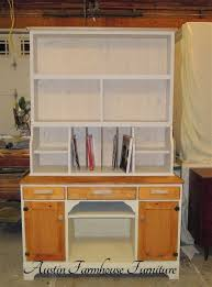new furniture ideas. one desk dumpster plywood box u003d an amazing new hutch by austin farmhouse furniture ideas