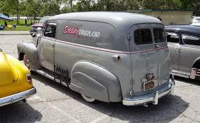 Nostalgia on Wheels: 1949 Chevy 1/2 Ton Panel Truck