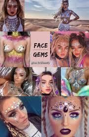 Интернет-магазин <b>Наклейки</b> для украшений <b>лица</b> макияж Клей ...