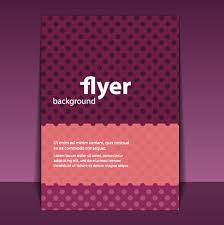 Flyer Backgrounds Free Modern Business Flyer Backgrounds Vector 01 Eps File Free