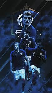 France football détection est une agence de scouting qui organise des stages de détections tout au long de. Zayd Graphicz Equipe De France De Football Wallpaper Mobile Lockscreen Wc2018 Facebook