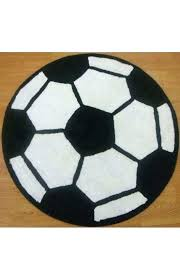 unique soccer ball area rug for all stars sports small attractive rugs ideas