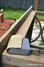 decoration how to refinish teak outdoor furniture cleaning