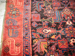 nw persian hand woven wool