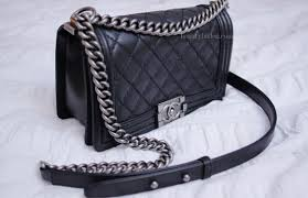 Here's a Story about a Boy... | Chanel Quilted Boy Bag ... & Chanel Quilted Boy Bag Adamdwight.com