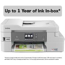Brother Mfc J995dw Inkvestment Tank Color Inkjet All In One Printer