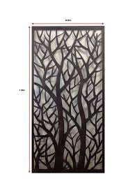 Wall Ideas : 30 In White Wood Medallion Wall Art Wood Medallion Intended  For Sheet Metal