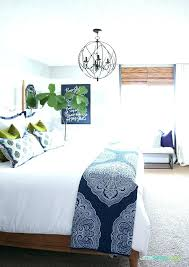 Blue And White Bedroom Decor Blue And White Master Bedroom Blue ...