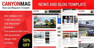 25 Best Newspaper Html Website Templates 2019 Freehtmldesigns