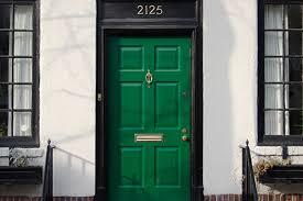 front door colorChoosing a color for your front door  PRS Blog