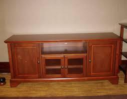 glass door tv stand handballtunisie for exquisite solid wood tv cabinet