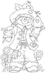 free printable scarecrow coloring sheets scarecrow coloring pages printable scarecrow coloring pages printable
