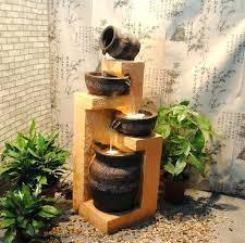 indoor water fountain ideas best fountain images on indoor fountains for indoor water feature diy indoor water fountain