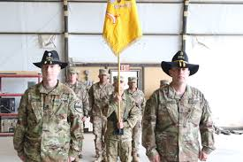 Us Army Cavalry 7 17th Cavalry Regiment Takes The Reins Article The