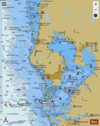 Tampa Bay And St Joseph Sound Marine Chart Us11412_p175