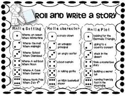 students love the roll and write activity for work on   students love the roll and write activity for work on writing here is