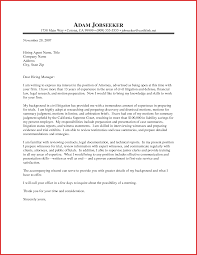 New Attorney Letter Sample Excuse Letter