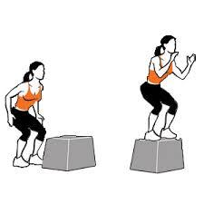 The Box Jump, NOT for Gymnastics   Karen Goeller, CSCS (Click for blog  posts.)