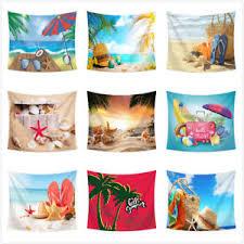 Image Bohemian Image Is Loading Summerseabeachtapestrywallhangingbeachtowel Ebay Summer Sea Beach Tapestry Wall Hanging Beach Towel Yoga Mat Bedroom