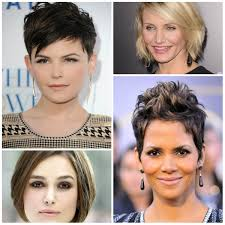 Modern Short Haircuts And Your Face Shape Haircuts And