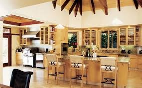 Tropical Kitchen Design Interesting Decorating