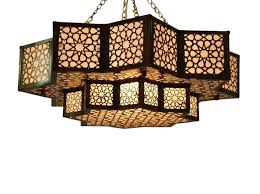 moroccan brass hanging lamp lantern for light fixtures prepare 16