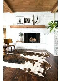 faux grey cowhide rug faux rawhide rug lulu brown dash cowhide living rooms room and faux faux grey cowhide rug