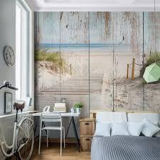 Strandtapete Fototapete Maritim Schlafzimmer Maritim Einrichten