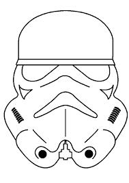 Masker Kleurplaat